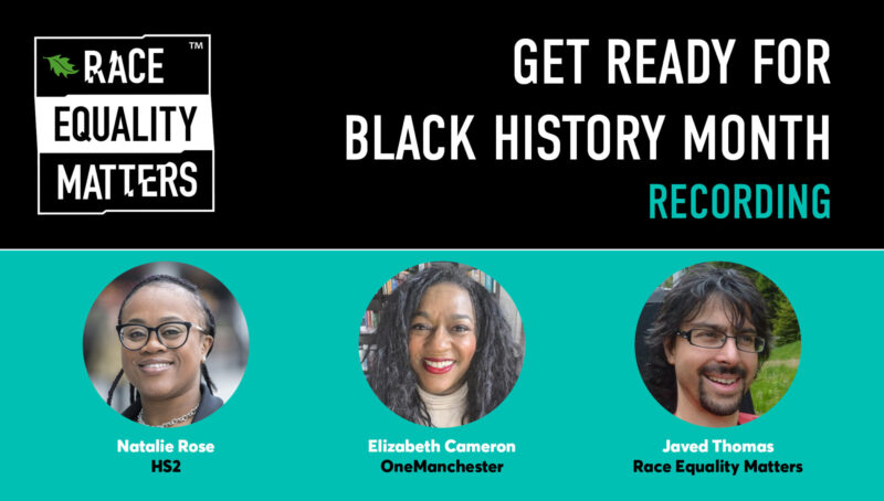Get Ready for Black History Month Event Recording