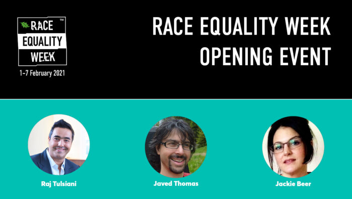 Race Equality Week Opening Event