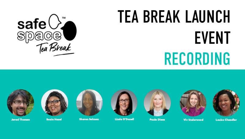 Tea Break Launch Event Recording