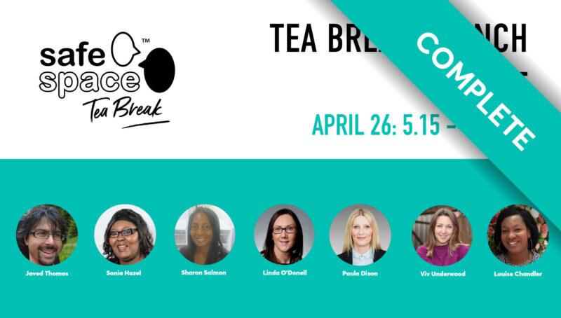 The Tea Break Solution Launch Event