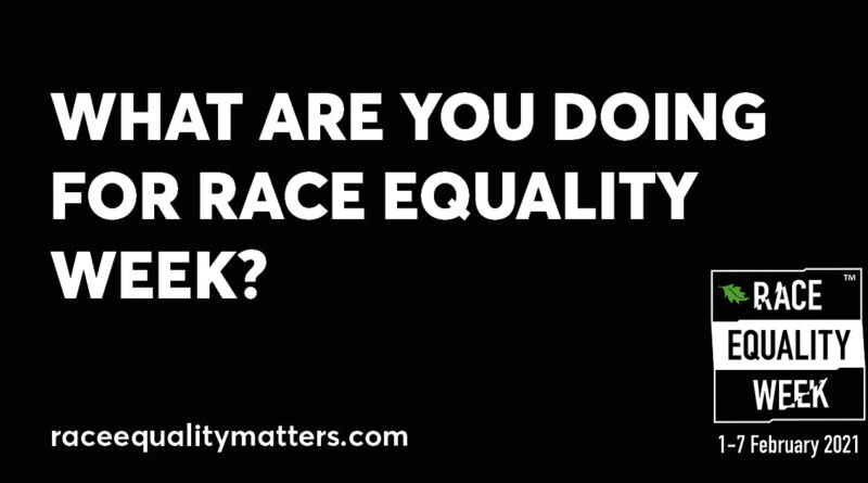 """""""Let's not go back to normal!"""": The rallying cry from the Co-founder of the UK's first ever Race Equality Week."""
